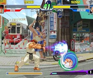 Capcom Fighting Evolution Videos