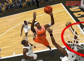 ESPN College Hoops 2K5 Screenshot from Shacknews