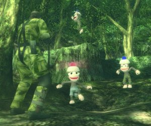Metal Gear Solid 3: Snake Eater Chat