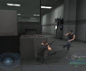 Syphon Filter: The Omega Strain Screenshots