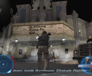 Syphon Filter: The Omega Strain Videos
