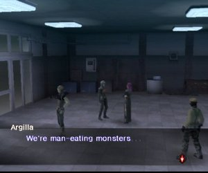 Shin Megami Tensei: Digital Devil Saga 2 Chat