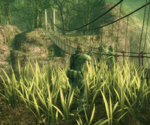 Metal Gear Solid 3: Subsistence Chat