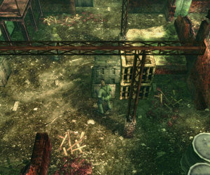 Metal Gear Solid 3: Subsistence Screenshots