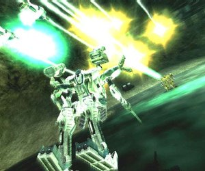 Armored Core: Nine Breaker Screenshots