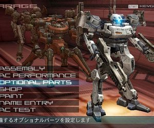 Armored Core: Nine Breaker Files