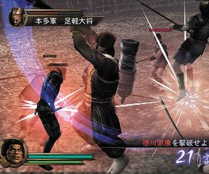 Samurai Warriors Screenshots