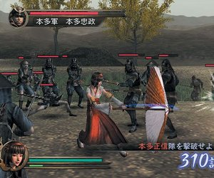 Samurai Warriors Chat