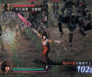 Samurai Warriors Chat