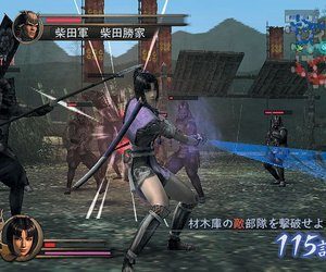 Samurai Warriors Files