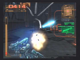 Armored Core 3 Screenshot from Shacknews
