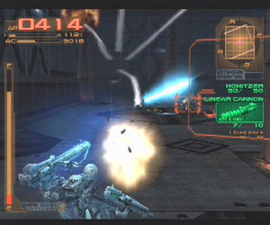 Armored Core 3 Screenshots