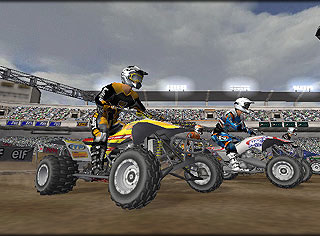 ATV Offroad Fury 2 Chat