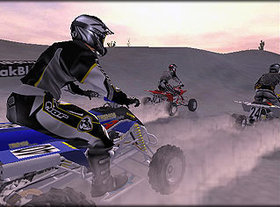 ATV Offroad Fury 2 Screenshot from Shacknews