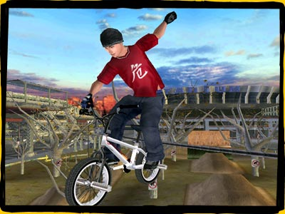 BMX XXX Screenshots - Video Game News, Videos, and File Downloads for PC and ...