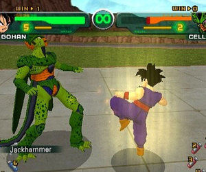 Dragon Ball Z: Budokai Screenshots