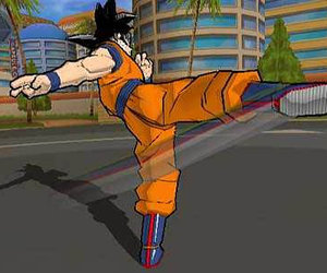 Dragon Ball Z: Budokai 2 Screenshots