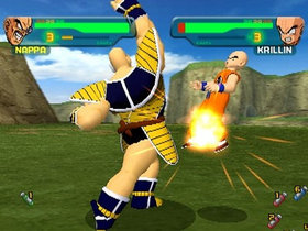 Dragon Ball Z: Budokai Screenshot from Shacknews