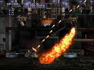 Contra: Shattered Soldier Screenshots