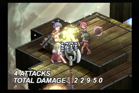 Disgaea: Hour of Darkness Screenshot from Shacknews