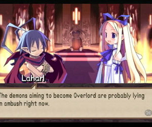 Disgaea: Hour of Darkness Chat