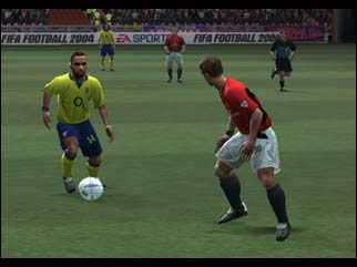 FIFA Soccer 2004 Screenshots