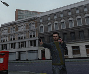 The Getaway Screenshots