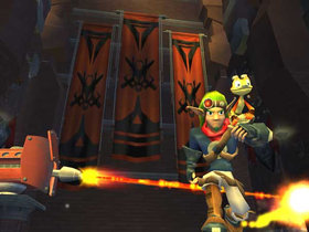 Jak II Screenshot from Shacknews