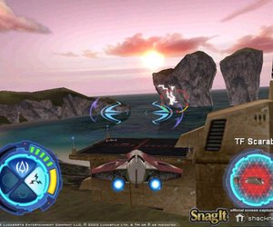 Star Wars: Jedi Starfighter Screenshots