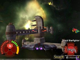 Star Wars: Jedi Starfighter Screenshot from Shacknews