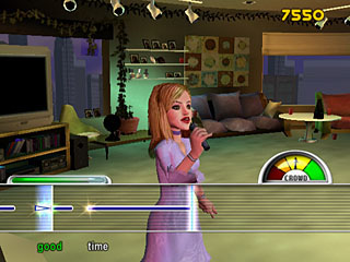 Karaoke Revolution Screenshots