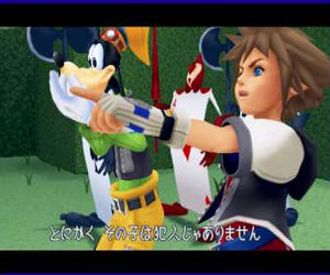 Kingdom Hearts Screenshots