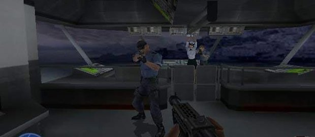 Agent Under Fire News