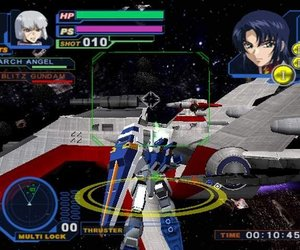 Mobile Suit Gundam Seed: Never Ending Tomorrow Screenshots