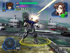 Mobile Suit Gundam Seed: Never Ending Tomorrow Screenshot from Shacknews