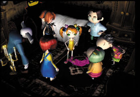 Okage: Shadow King Screenshot from Shacknews