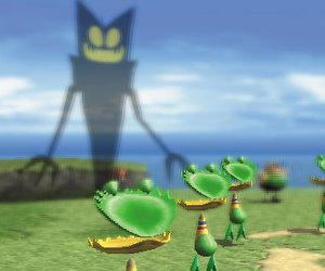 Okage: Shadow King Screenshots