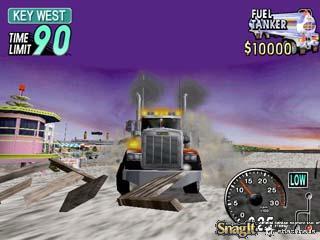 18 Wheeler: Pro Trucker Screenshots