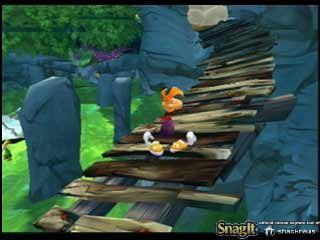 Rayman 2 Revolution Screenshots