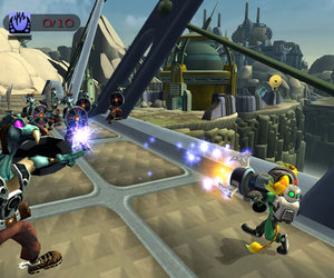 Ratchet & Clank: Going Commando Screenshots