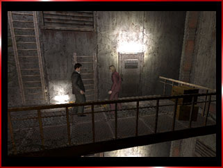 Resident Evil Outbreak Screenshots