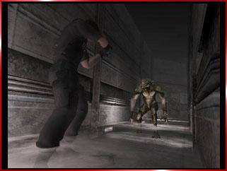 Resident Evil Outbreak Chat