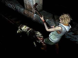 Silent Hill 3 Screenshots