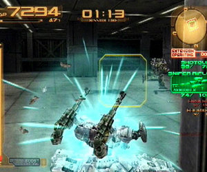 Silent Line: Armored Core Chat
