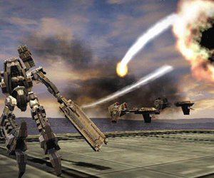 Silent Line: Armored Core Files