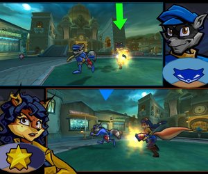 Sly 3: Honor Among Thieves Screenshots