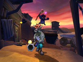 Sly 3: Honor Among Thieves Screenshot from Shacknews