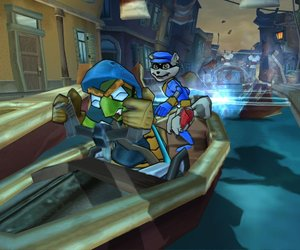 Sly 3: Honor Among Thieves Files