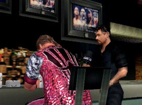 WWE Smackdown! Shut Your Mouth Screenshot from Shacknews