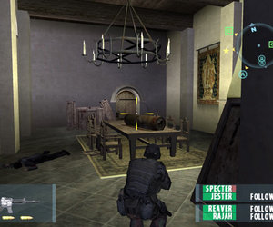 SOCOM II: U.S. Navy Seals Chat